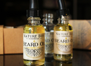 Nature Boy Beard Oil No.1 | HowWeBuyBlack.com