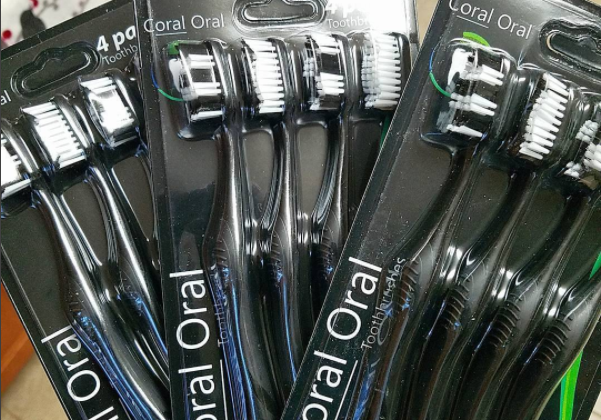 Coral Oral, First Black-Owned Toothbrush Company,