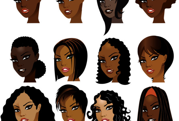 Girl Hairstyles Clipart: THE TOP 5 'HOLY GRAIL' BLACK OWNED HAIR PRODUCTS