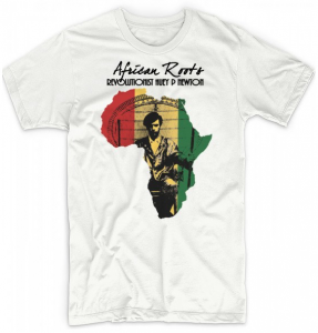 Huey P. Newton, shirt, Africa, Spear, chair, gun, guns