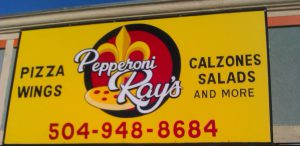 Pepperoni, Black-owned, pizzeria, New Orleans