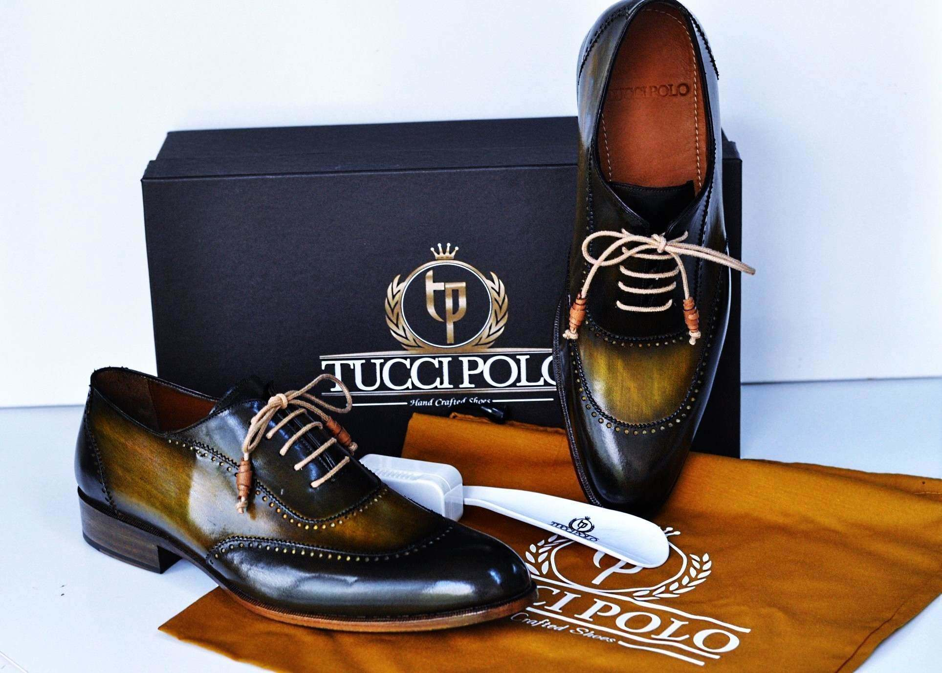 Meet TucciPolo, Black Owned Luxury Shoe