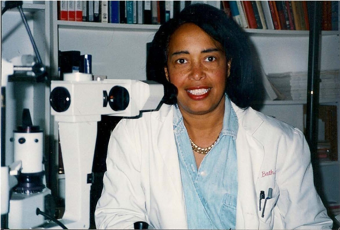 Patricia Bath, Doctor, Black History 365, Black doctors, DDH: Daily Dose of History