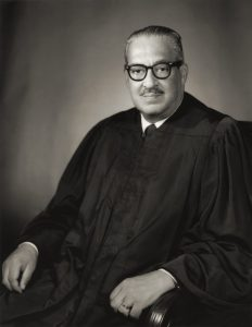Thurgood Marshall, Supreme Court Justice, Lawyer, Civil Rights Movement, Black History 365, DDH: Daily Dose of History