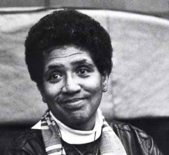 Audre Lorde, Black writer, Black poet, Black History, Black History 365, DDH: Daily Dose of History