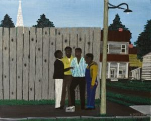 Horace Pippin, Black art, Black Arts Movement, Black artist, Black artists, Black painter, Black History, Black History 365, DDH: Daily Dose of History