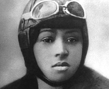 Bessie Coleman, Black aviator, Black woman, Black History, Black History 365, DDH: Daily Dose of History