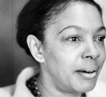 Mamie Phipps Clark, Black psychologist, Black psychologists, Black scientist, The Dolls Test, Black History, Black History 365, DDH: Daily Dose of History