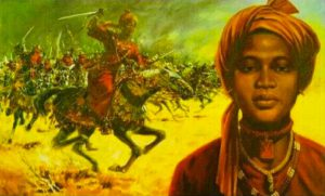 Queen Amina, Queen of Zaria, Black Queen, Black History, Black History 365, DDH: Daily Dose of History