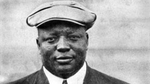 Andrew Rube Foster, Rube Foster, Black athlete, Father of Black baseball, Black History, Black History 365, DDH: Daily Dose of History