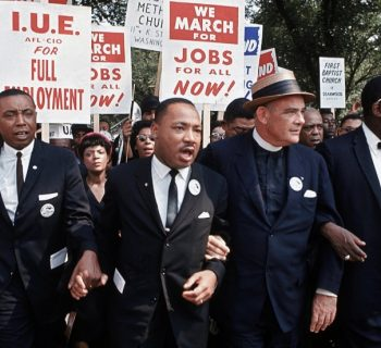 March on Washington, Black History, 1963, 1941, A. Philip Randolph, Martin Luther King Jr. Civil Rights