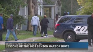 Benton Harbor, Michigan, riot, race riot, Black History