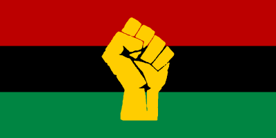 Pan-African, Pan-Africanism, Black power, Black, Blackness, Pan-African flag, Black Power Fist