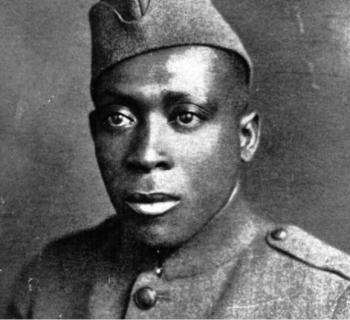 Henry Johnson, Black soldier, Harlem Hellfighter, WWI, Black History, Black History 365, DDH: Daily Dose of History