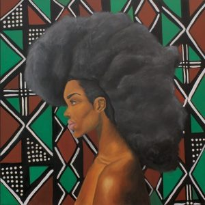 Emma Amos, Black artist, Black painter, Black History, Black History 365, DDH: Daily Dose of History
