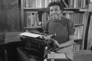 Gwendolyn Brooks, Black author, Black poet, Black writer, Black History, Black History 365, DDH: Daily Dose of History