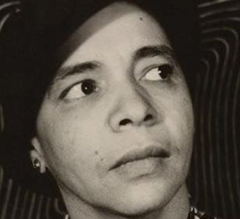 Nella Larsen, Black author, Black writer, Black novelist, Black History, Black History 365, DDH: Daily Dose of History