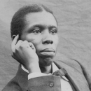Paul Laurence Dunbar, Black author, Black poet, Black writer, Black History, Black History 365, DDH: Daily Dose of History