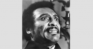 William Marshall, Black actor, Black film, Black theater actor, Blacula, Star Trek, Bonanza, Black History, Black History 365