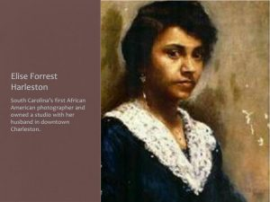 Elise Forrest Harleston, Black artist, Black photographer, Black History, Black History 365, DDH: Daily Dose of History, We Buy Black, 4 The Culture
