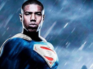 Michael B. Jordan, Black Superman, Black Man of Steel, Black excellence