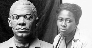 Selma Burke, Black artist, Black art, Black sculptor, Black History, Black History 365, DDH: Daily Dose of History, We Buy Black, 4 The Culture app