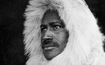 Matthew Henson, Black explorer, Black navigator, Black History, Black History 365, DDH: Daily Dose of History, We Buy Black, 4 The Culture app