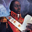 François Toussaint L'Ouverture, Black leader, Black Haitian, Haiti, Haitian, Haitian Revolt, Black History, Black History 365, DDH: Daily Dose of History
