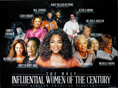 Oprah Winfrey, on this day in history, Black history, Black excellence, Maya Angelou, Mary McLeod Bethune, Michelle Obama, Malcolm X, Barack Obama, We Buy Black, Buy Black Movement