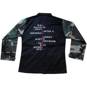 Black History Month, Black History Jacket, Negro History Week, Carter G. Woodson, We Buy Black,