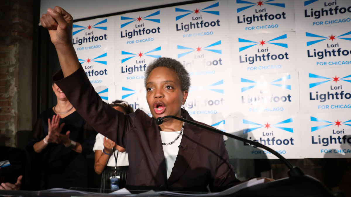 Chicago Inaugurated Its First Black Woman Mayor Today; Do We Need More?