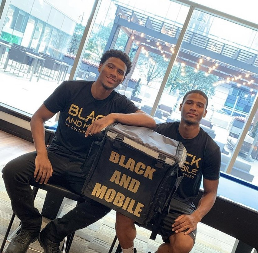 Black Man Launches Delivery Service For Black Owned Restaurants