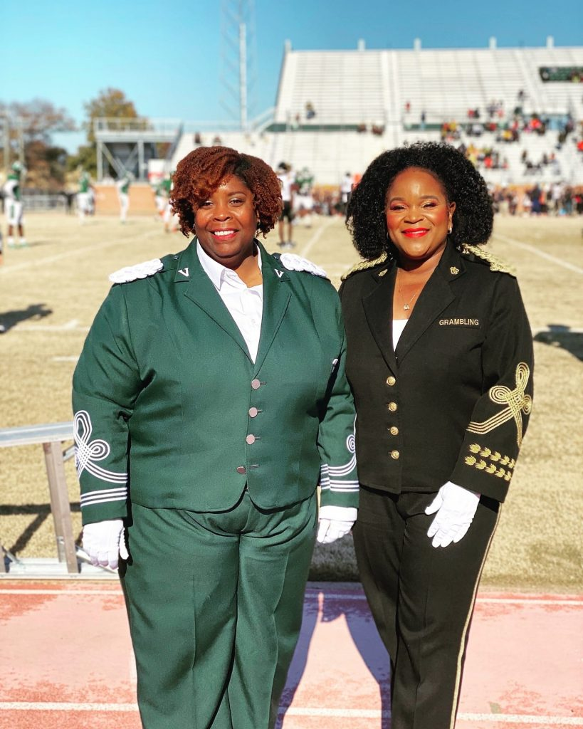 Dr. Kerry Anne Simon and Dr. Nikole Moore Roebuck